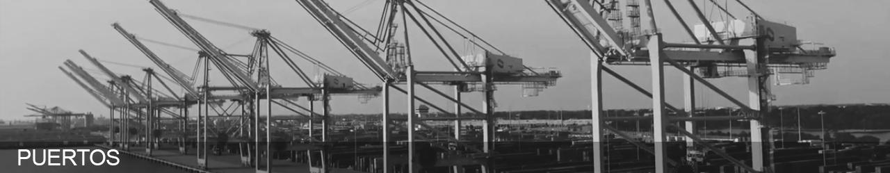Productos para el sector industrial de PUERTOS